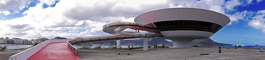 Niteroi, Modern Art Museum